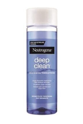 Neutrogena Deep Clean Göz Makyaj Temizleyicisi 125ml 3574661216874