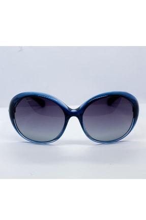 Exess Kadın Mavi Güneş Gözlüğü Mod.3-1634 Col 8002