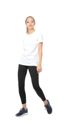 New Balance Nbtm014-wt Nb Pro Tee Kadın T-shirt