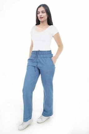 Bigdart 6452 Bel Lastik Bol Kot Pantolon