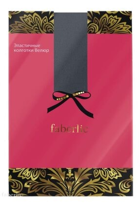 Faberlic Lacivert Renk Külotlu Çorap S 80057