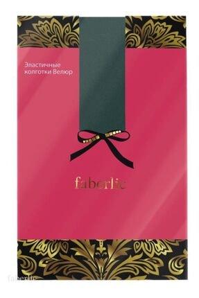 Faberlic Yeşil Koyu Renkli Külotlu Çorap L 80084