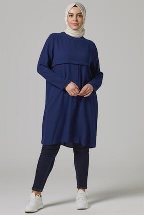 Doque Tunik-lacivert Do-a9-61082-11