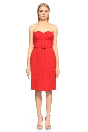 Lanvin Kırmızı Elbise