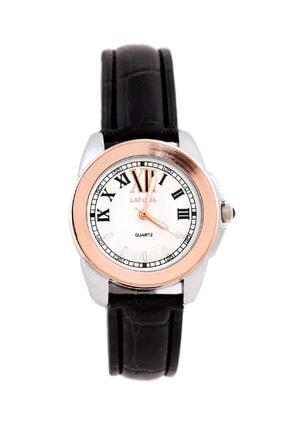 Lafuma Kadın Siyah Gümüş Kol Saati