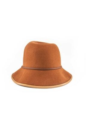 Goorin Bros Kadın Şapkası Kahverengi