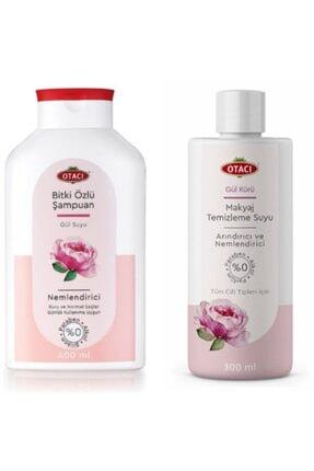 Otacı Şampuan Ve Makyaj Temizleme Suyu