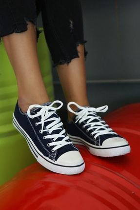 Ayakkabı Modası Kadın Lacivert Ayakkabı M9999-19-100165R