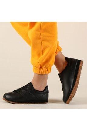 Hammer Jack Siyah-krep Kadın Ayakkabı 102 20001-g