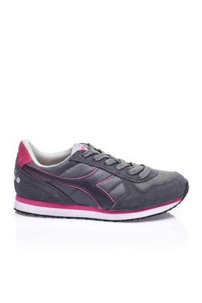 Diadora K-run Gri Kadın Günlük Ayakkabı - 170824-75070
