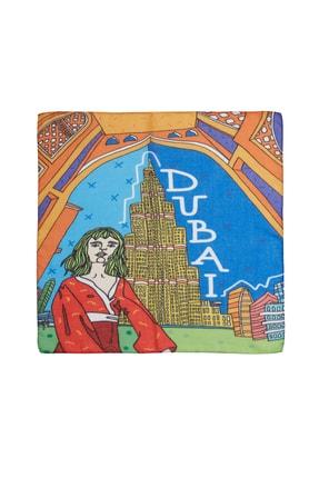 Deriderim Dubai Desenli Fular & Bandana