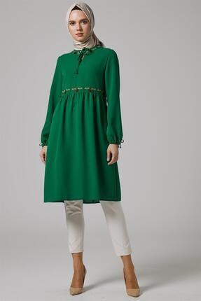 Doque Tunik-yeşil Do-a9-61116-25