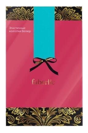 Faberlic Mavi Açık Renkli Külotlu Çorap Xs 81497