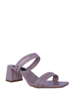 Derigo Ten Kadın Topuklu Ayakkabı 39069