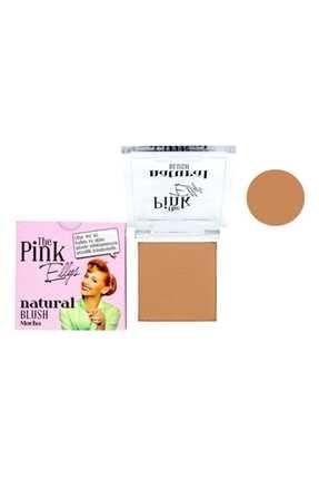 The Pink Ellys Natural Blusher 02 Mocha