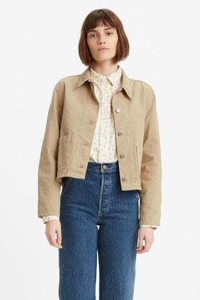Levi's Kadın Ceket Utility Chore Coat 24806-0001