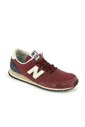 New Balance U420RBN Bordo Kadın Sneaker Ayakkabı 100287604