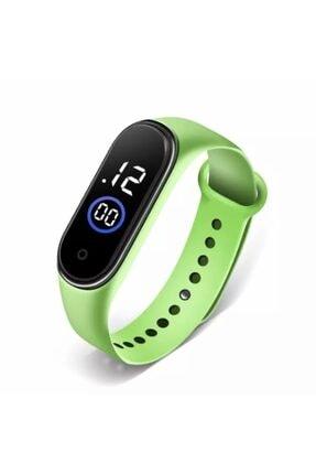 Spectrum Unisex Yeşil Dijital Touch Dokunmatik  Kol Saati Spc9282