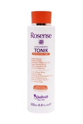 Rosense Doğal Gül Suyu Canlandırıcı Tonik 200 Ml