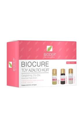 Bioder Biocure Tüy Azaltıcı Kür Yüz Serumu 3x5 Ml
