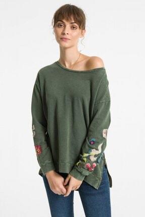 LTB Kadın Sweatshirt Zonoto