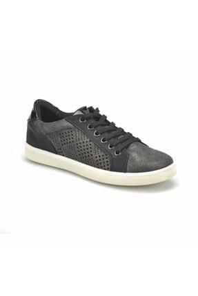Art Bella Cs18016 Siyah Kadın Sneaker Ayakkabı