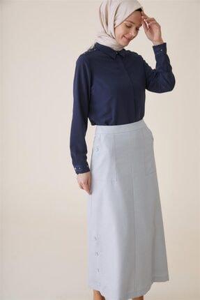 Tuğba Etek-açık Mavi Tk-u8618-16