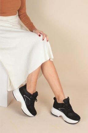 İnan Ayakkabı Bayan Yüksek Taban Sneaker