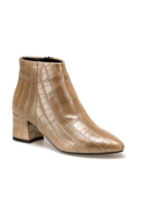 Butigo ALICANTE Altın Kadın Topuklu Bot 100523284