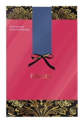 Faberlic Lacivert Renkli Külotlu Çorap M 81493