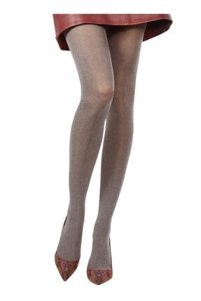 Faberlic Kahverengi Külotlu Çorap M 81489