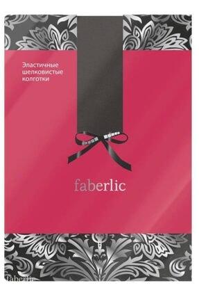 Faberlic Gri Rengi Esnek Külotlu Çorap M 80018