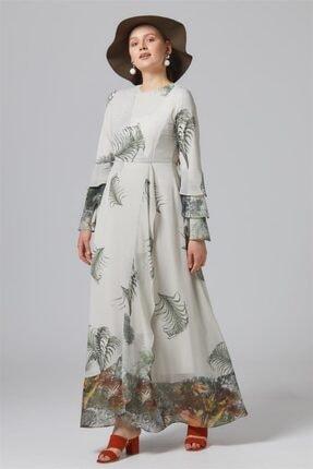 Tuğba Elbise-haki-tk-u2040-24