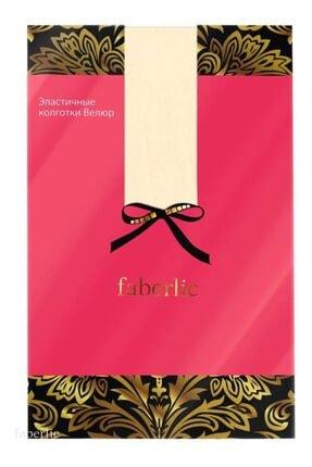 Faberlic Krem Rengi Külotlu Çorap Xs 80071