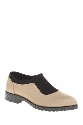 Derigo Ten Süet Kadın Casuel Ayakkabı 221913