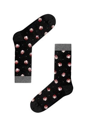 JOHN FRANK Women Fun Socks Uzun Çorap Multıcolor