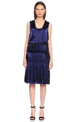 Lanvin Mavi Elbise