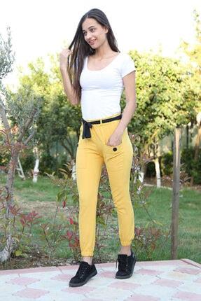 Bigdart 6436 Bel Kuşak Çift Cepli Pantolon