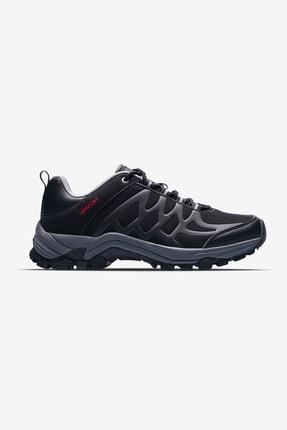 Lescon Kadın Siyah Gri Spor Ayakkabı