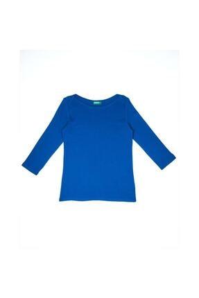 Benetton Truvakar Kol Basic Tshirt