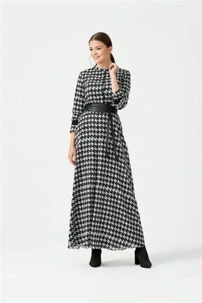 Seçil Scl Bayan Elbise 3512 Siyah