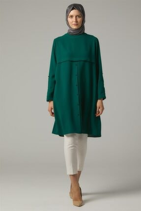 Doque Tunik-yeşil Do-a9-61082-25