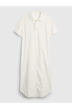 Gap Midi Gömlek Elbise