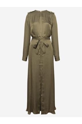 Banana Republic Uzun Kollu Maxi Elbise
