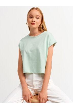 Dilvin 3431 T Kol T-shirt-mint