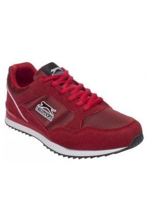 Slazenger Gazz Günlük Giyim Kadın Ayakkabı Kırmızı
