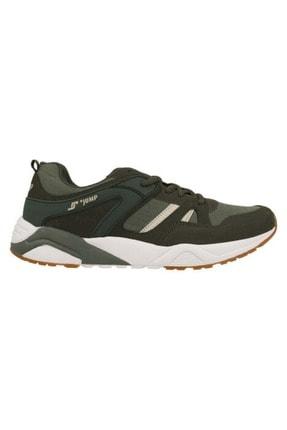 Jump Erkek Spor Ayakkabı 17660 - Yeşil - 45