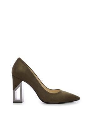 Kemal Tanca Kadın Vegan Stiletto Ayakkabı 22 6390 Bn Ayk Sk19-20