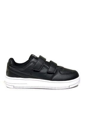 Hammer Jack Cuzco Unisex Genç Siyah Günlük Sneaker Spor Ayakkabı