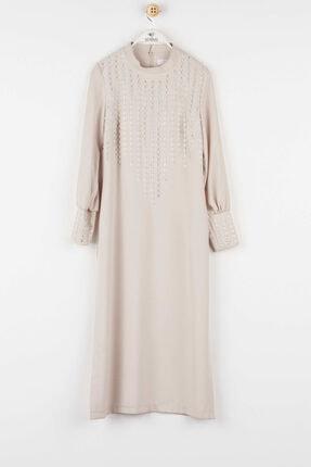 Setrms Inci Ve Taş Detay Elbise
